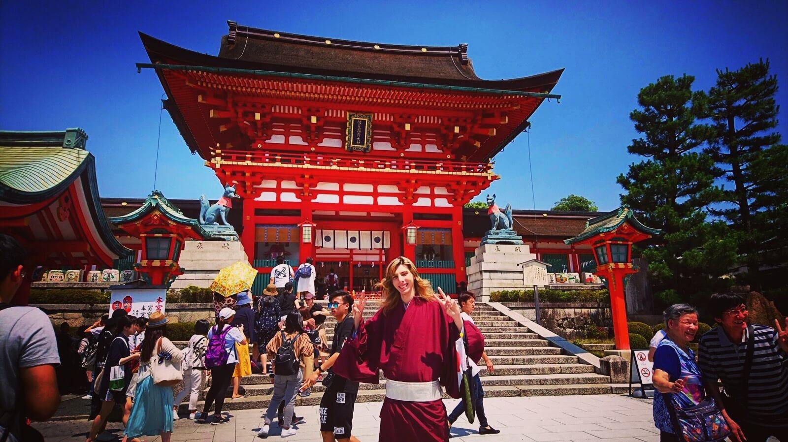 Fushimi Inari Taisha, Kioto 2