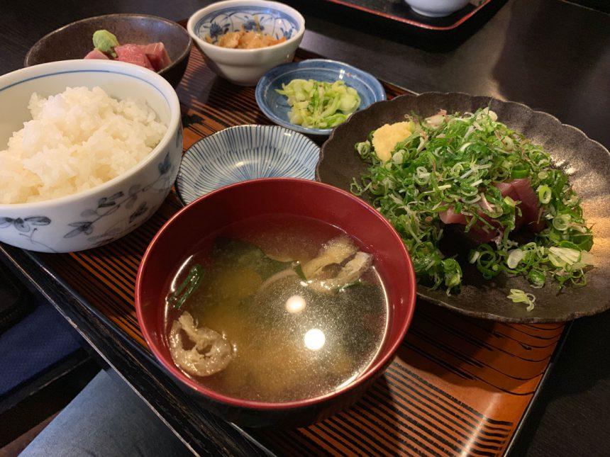 Teishoku: Menu del dia Japones