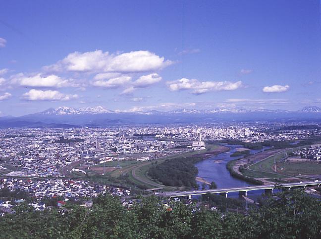 Ciudad Asahikawa y zoo