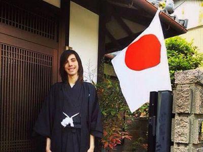 Bandera nacional de Japón