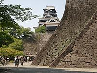 El castillo de Kumamoto