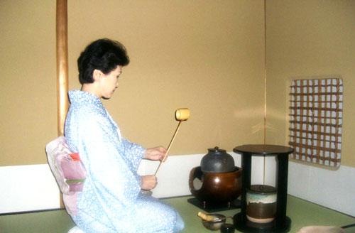 Ceremonia de té