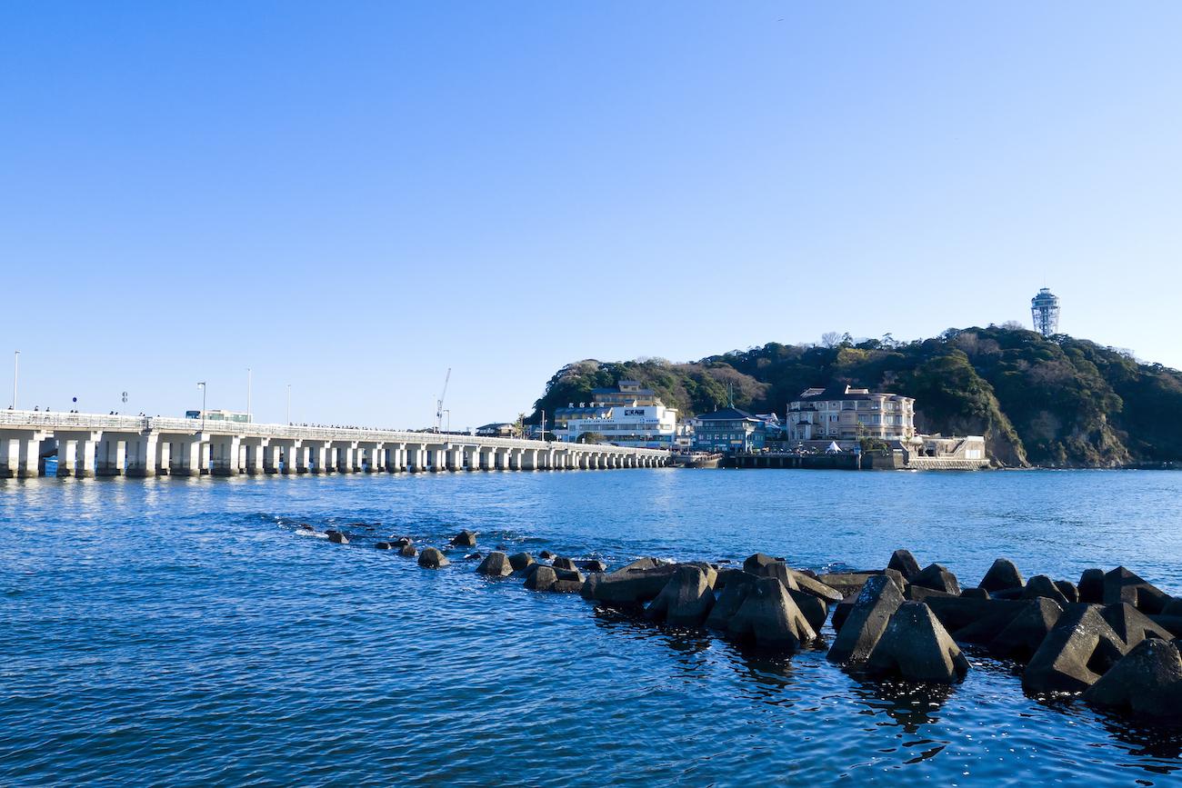 La isla de Enoshima