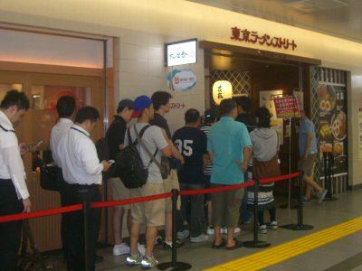 Estacion de Tokio, tren bala y alrededor