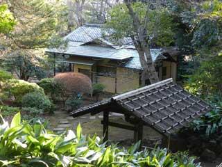 Jardín japones ubica centro de Tokio