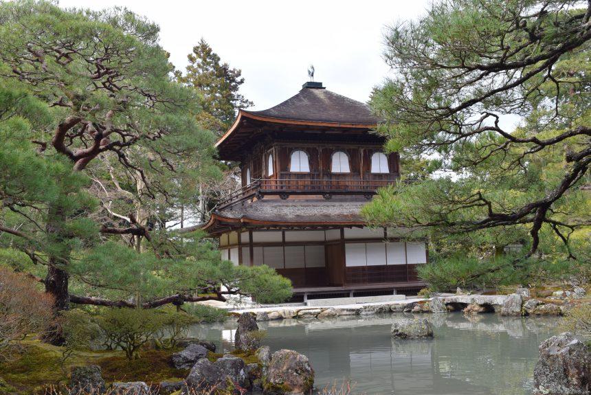 Templo Ginkakuji - Pabellón Plateado -