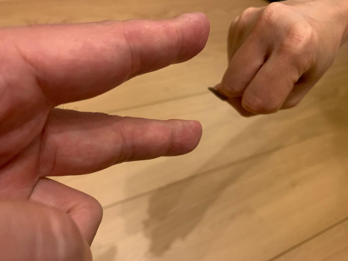 Janken : Piedra, Papel o tijera