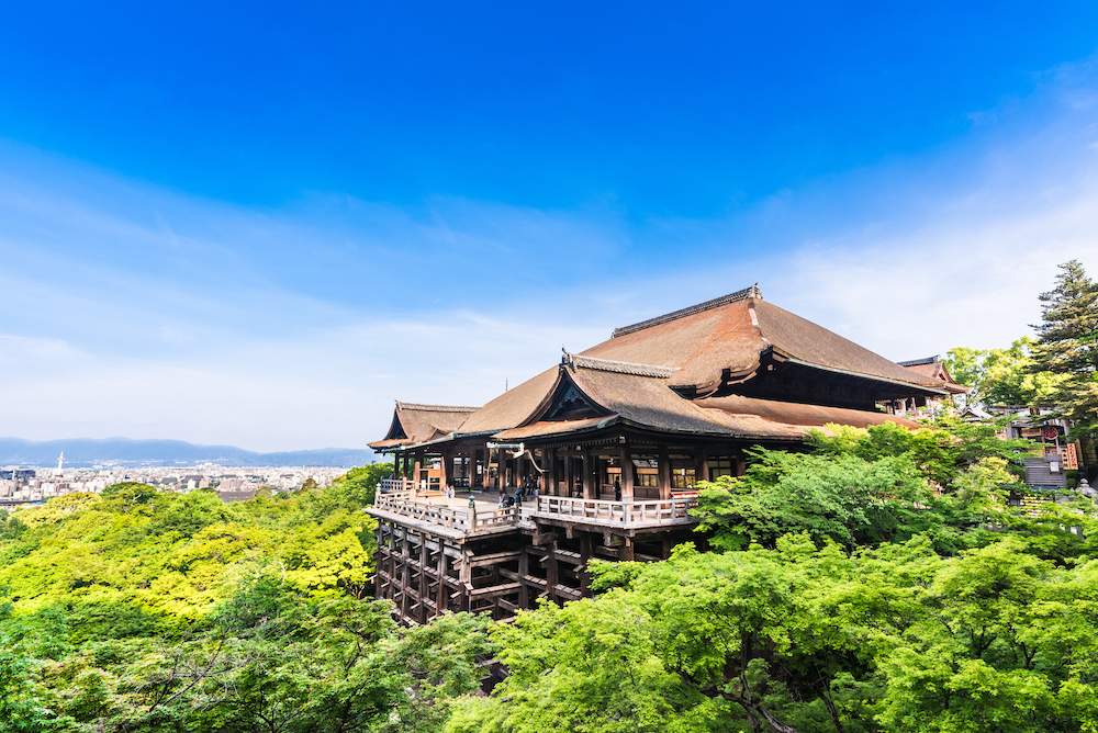 tour en Kioto
