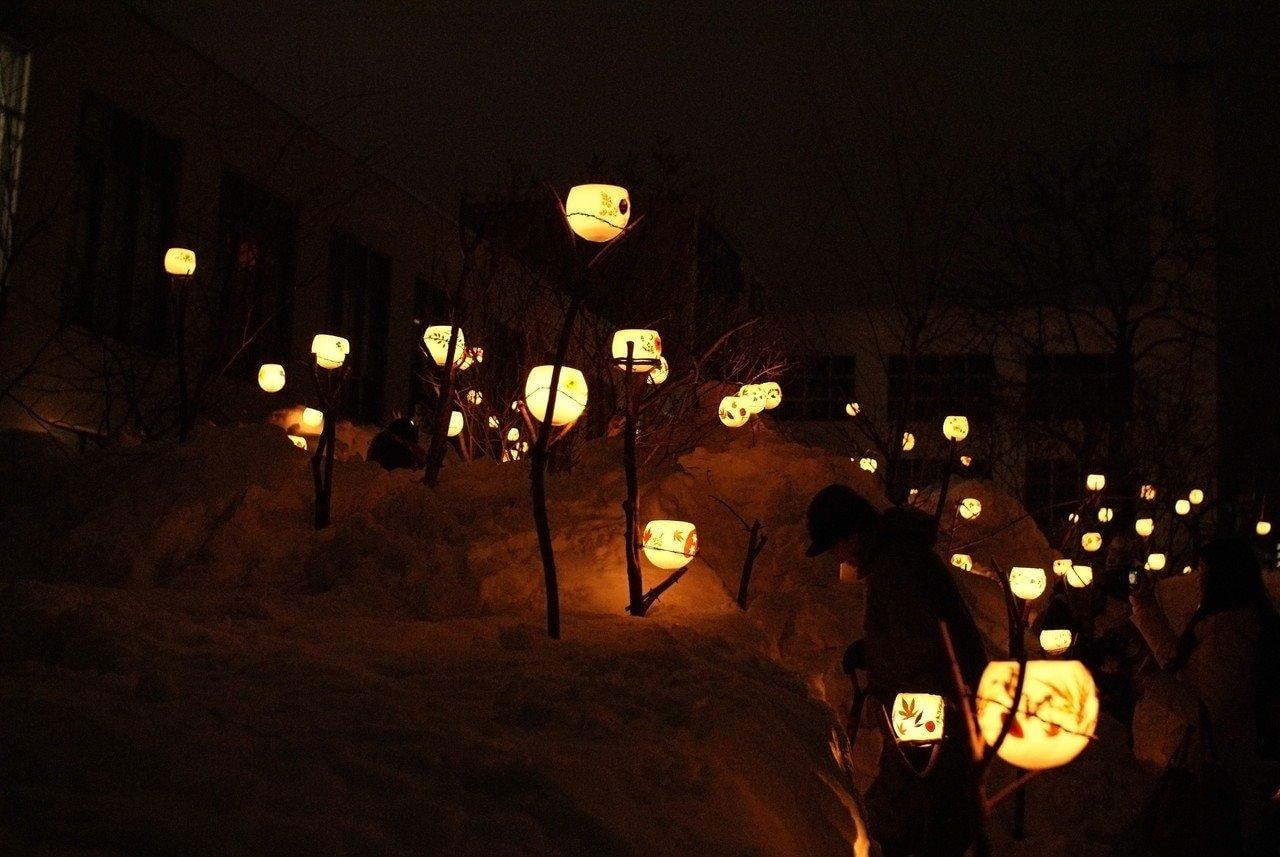 El festival de Otaru