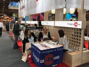 Feria internacional en Paris : Top Resa, 2017