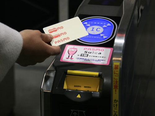 How to Use Your Pasmo or Suica Card