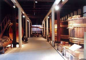 Bodega del sake