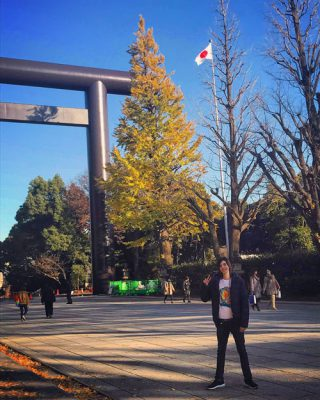 Yasukuni - Jinja ( Santuario Yasukuni)