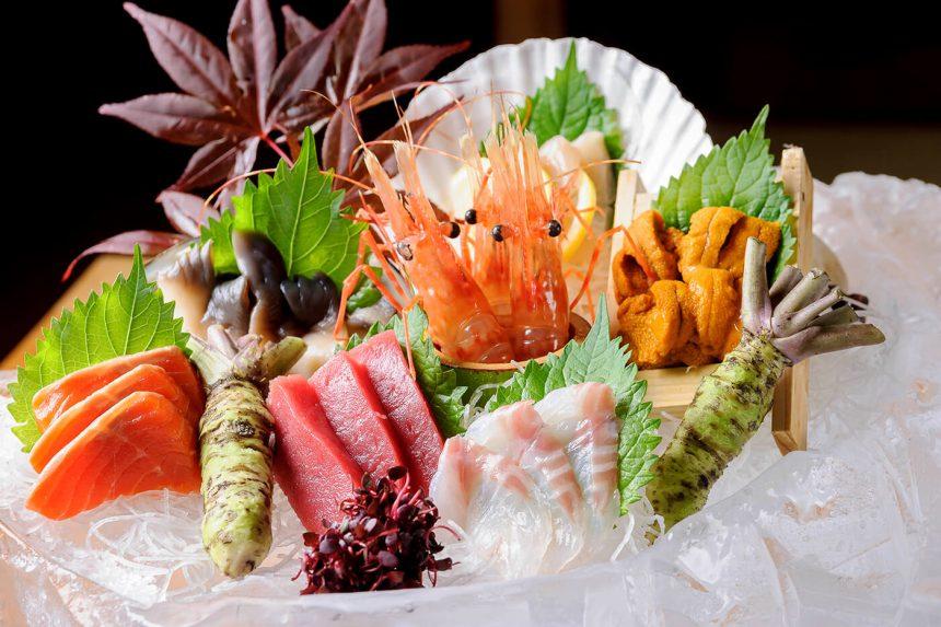 Comidas japoneses