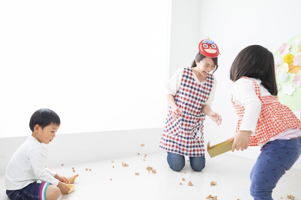 Fiesta de Setsubun (Comienzo de la Primavera)