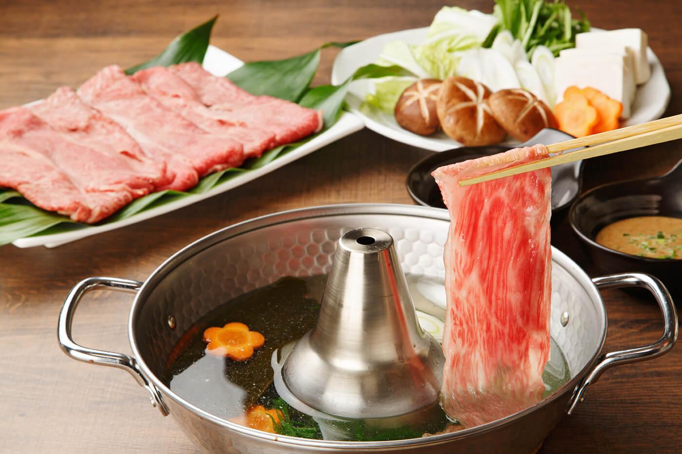 Shabu shabu : Comida japonés en invierno