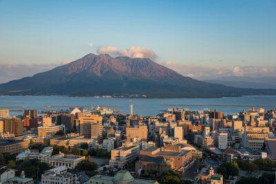 La isla de Kyushu
