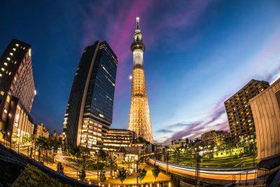 Tokio Sky Tree - Nueva Torre de Tokio