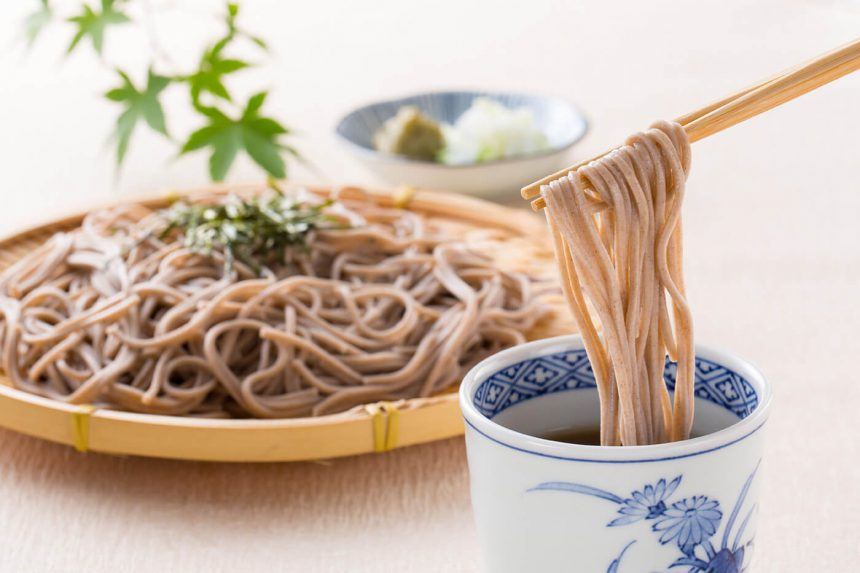 Soba and Udon
