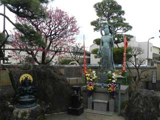 El templo Tokakuji, Tokio.