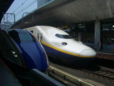 Shinkansen: El Tren Bala de Japón