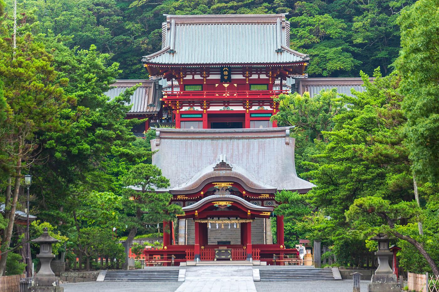 Santuario Hachiman-gu - Tsurugaoka Hachiman-gu