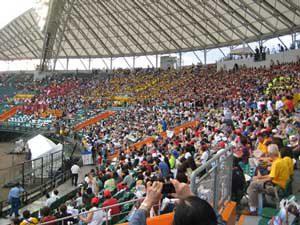 Festival Uchinanchu de Okianawa
