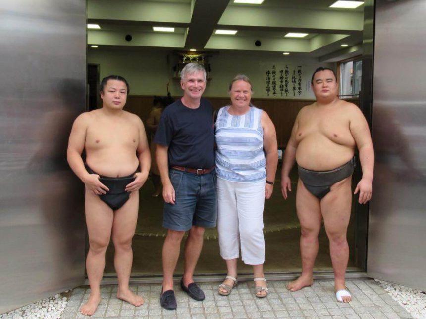 Sumo : Deporte tradicional de Japón