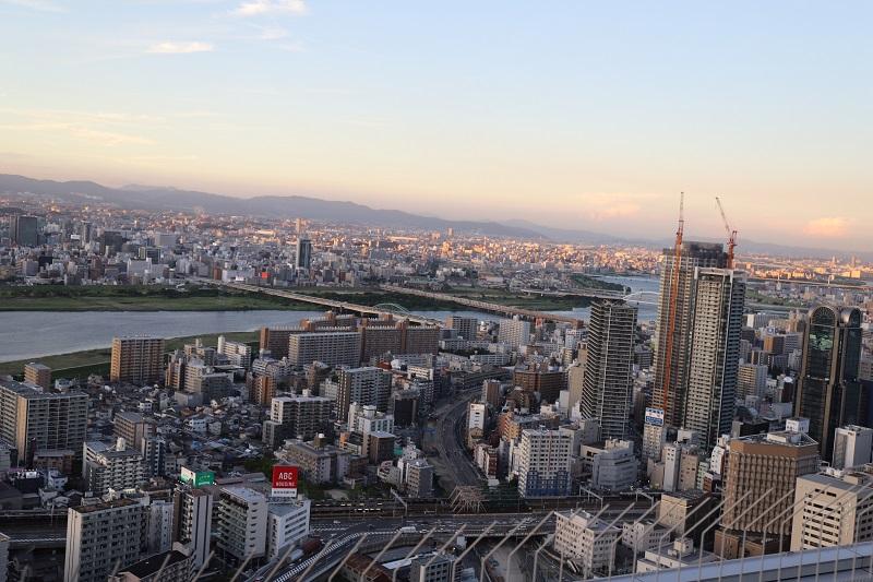 Osaka History