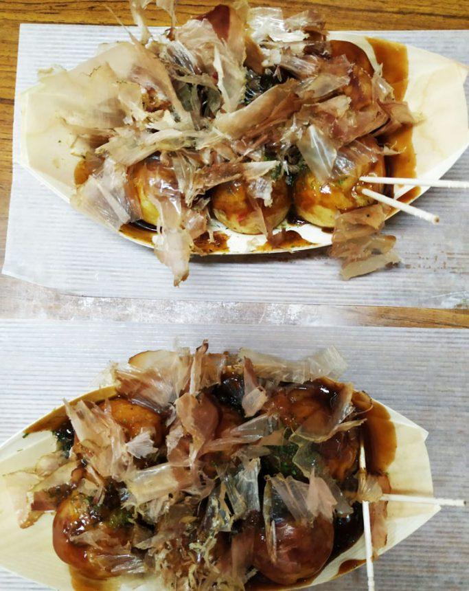 Gastronomia de Osaka