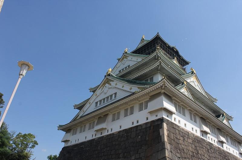 Osaka castillo
