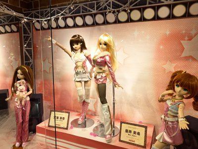 los idoles de japon