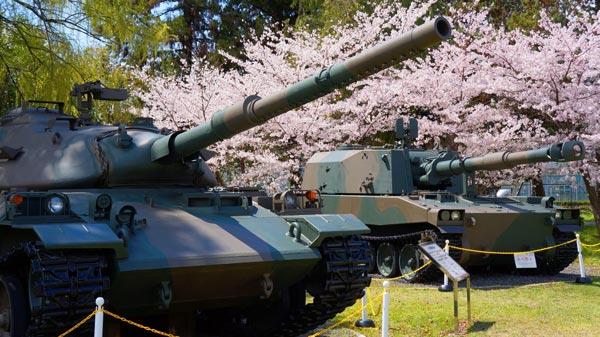Composición de música militar: Doki No Sakura