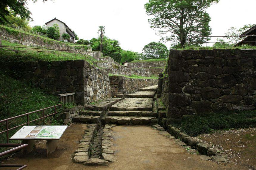 entrada de castillo