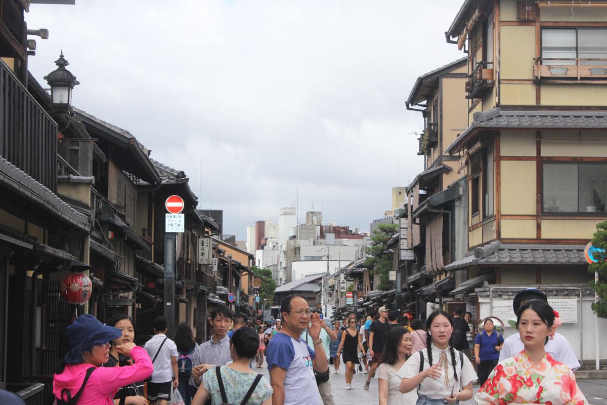 5 Lugares más recomendados de Kioto