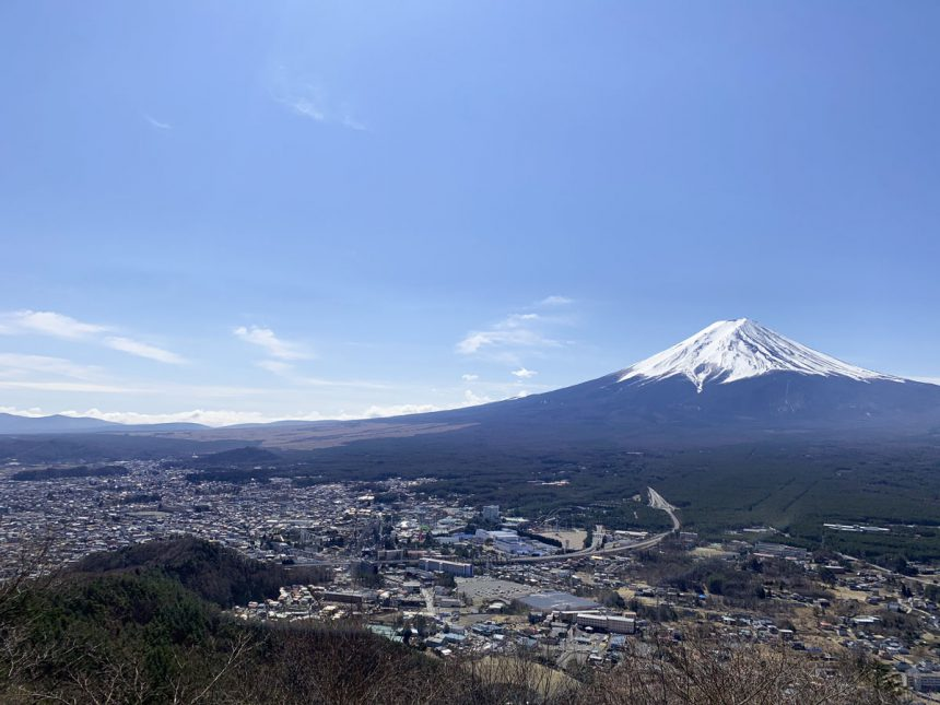 Mt Fuji Video