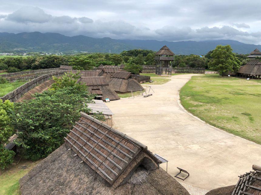 ruina yoshinogari
