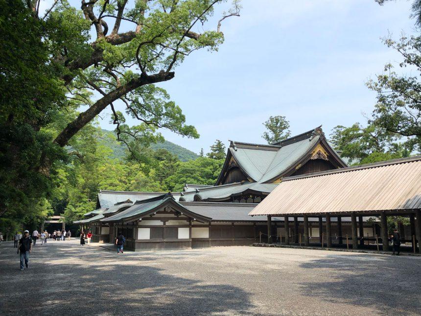 Santuario Ise Jingu