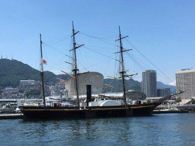 Nagasaki: la isla Dejima